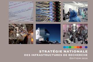 Stratégie nationale des infrastructures de recherch