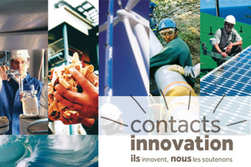 3e édition des Contacts Innovation : Energies renouvelables