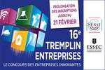 Concours Tremplin entreprises 2016 : appel à candidatures