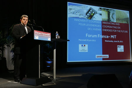 Forum France-MIT-Ronan Stephan