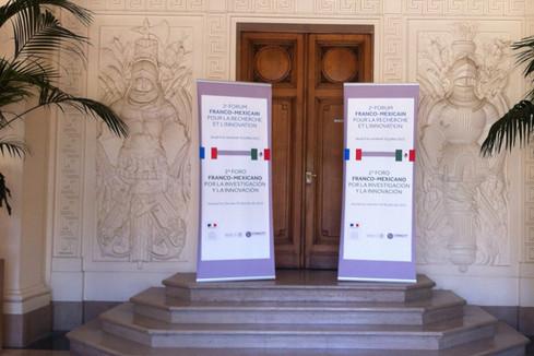 Le Mexique et la France renforcent leur coopération en faveur de l'enseignement supérieur, la technologie et l'innovation