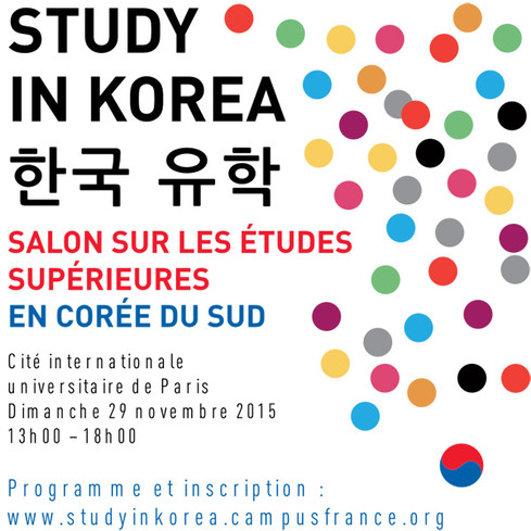 Salon Study in Korea 2015