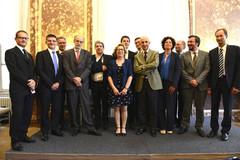 Signature de l'accord cadre France Brevets - SATT
