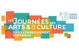 Logo Journées des arts