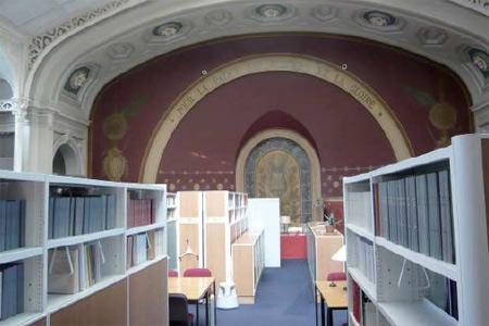 Bibilothèque du Collège de France
