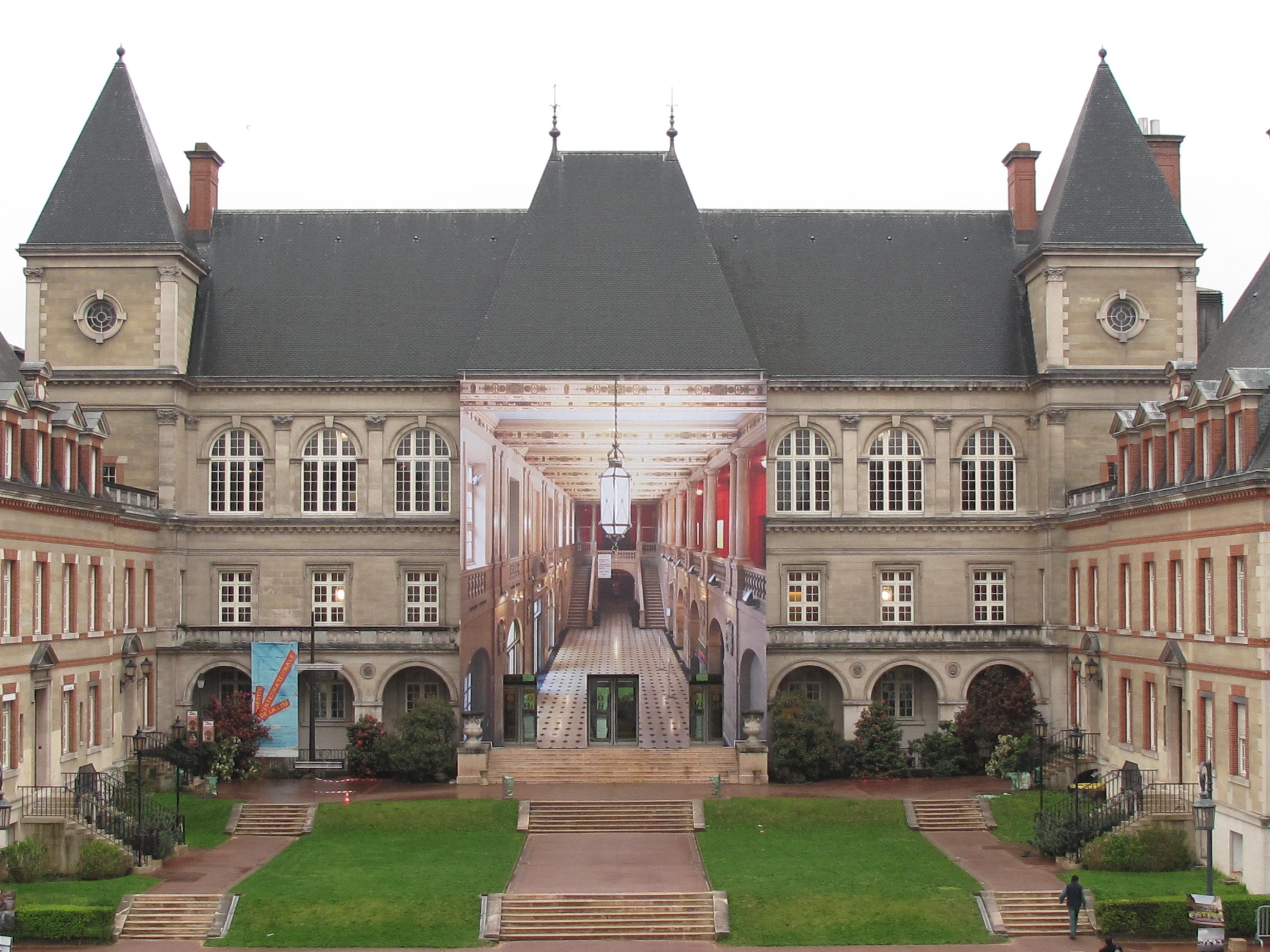Nouveaux logements tudiants et chercheurs la cit for Chambre universitaire paris