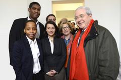 Inauguration de la résidence de logements étudiants Olympe de Gouges
