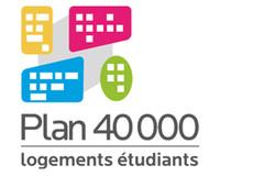 Plan 40 000 logements étudiants