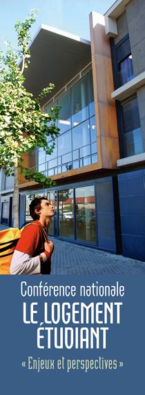 Logo Conférence sur le logement étudiant