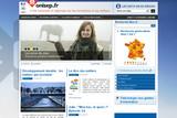 Page d'accueil du site ONISEP