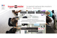 Portail national des masters