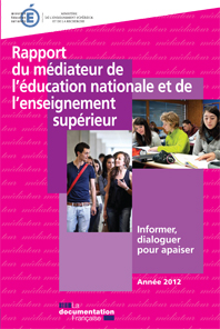 Rapport médiatrice 2012
