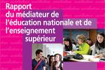 Rapport 2013 du médiateur de l'éducation nationale et de l'enseignement supérieur