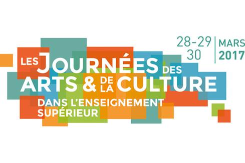4e édition des Journées des arts et de la culture dans l'enseignement supérieur