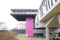 Maison des Sciences de l'Homme, campus Condorcet
