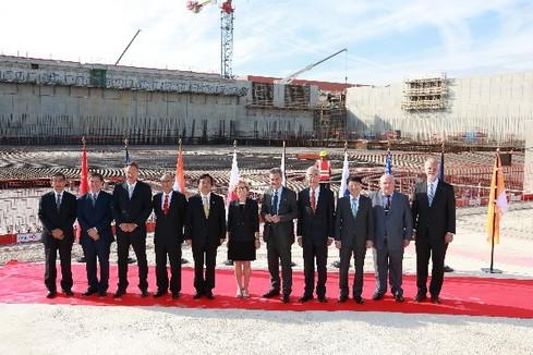 Discours de Geneviève Fioraso lors de l'ouverture du Conseil ministériel d'ITER