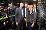Inauguration du supercalculateur CURIE