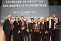 Geneviève Fioraso reçoit la médaille d'honneur de l'Académie des Technologies