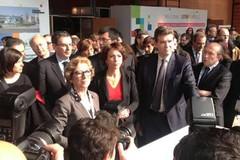 Déplacement de Geneviève Fioraso au Forum Biovision