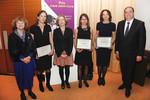 Remise du Prix Irène Joliot-Curie 2012 : trois femmes d'exception à l'honneur