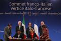 Participation de Geneviève Fioraso au 30e sommet franco-italien
