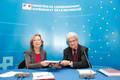 Remise à Geneviève Fioraso du rapport de la mission Peylet sur l'opération Campus