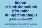 Rapport de la mission Peylet