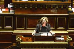 Examen du projet de loi ESR au Sénat