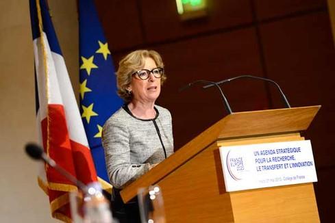 Présentation de l'agenda stratégique pour la recherche, le transfert et l'innovation
