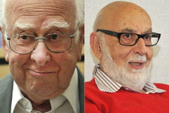 Les lauréats du Prix Nobel de physique 2013