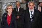 Déplacement de Geneviève Fioraso à Rabat