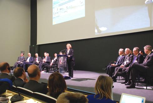 Allocution de Geneviève Fioraso lors de l'inauguration du site ITER