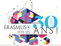 Erasmus+ fête ses 30 ans