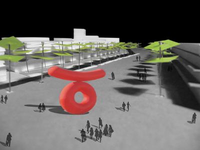 Exposition Opération Campus : Montpellier, projet 2