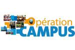 Opération Campus, les chantiers s'accélèrent