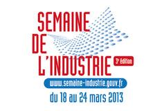 Semaine de l'industrie 2013