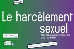 Vade-mecum à l'usage des établissements sur le harcèlement sexuel dans l'ESR