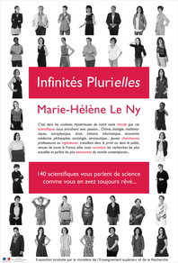 Affiche : Infinités Plurielles