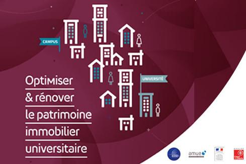 """Guide """"Optimiser et rénover le patrimoine immobilier universitaire"""""""
