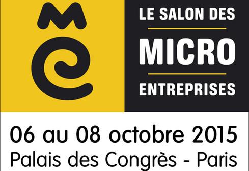 Le réseau PEPITE présent au Salon des micro-entreprises