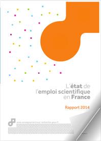 Feuilleter le rapport Etat de l'emploi scientifique en France - Edition 2014