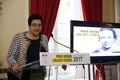 Discours de Frédérique Vidal à l'occasion du prix Irène Joliot-Curie 2017
