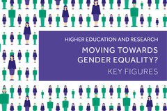 Higher education and research - Moving towards gender equality ? Key figures