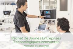 Rapport Rachat de jeunes entreprises technologiques innovantes