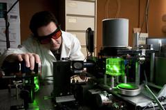 Particule fluorescente