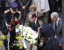 Le président de la République rend hommage à Marie Curie