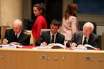 Signature du Contrat de Plan État-Région 2015-2020 de la région Provence-Alpes-Côte d'Azur