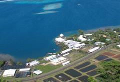 IFREMER (presqu'île de Tahiti)