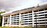 L'Enseignement supérieur en Polynésie française