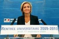 Valérie Pécresse - Conf. presse rentrée universitaire